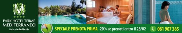 Park Hotel Terme Mediterraneo - Forio d'Ischia